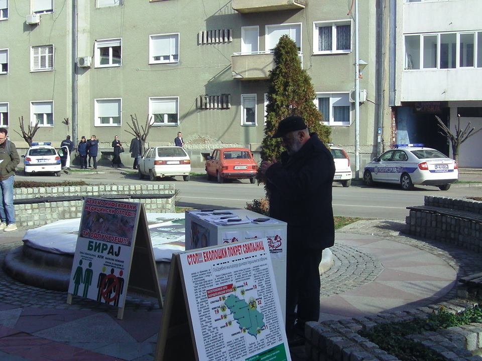 ЈАВНИ ЧАС - Еколошка бомба у Свилајнцу