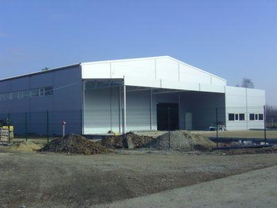 Хала издата фирми ФЦЦ ЕКО за складиштење опасног отпада