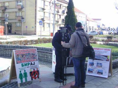 JAVNI ČAS - Ekološka bomba u Svilajncu, Goran Borić